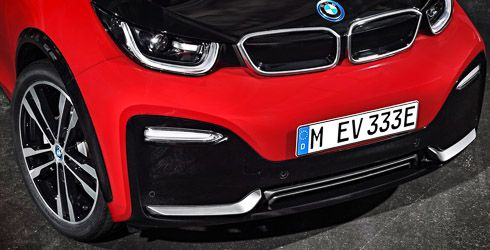 bmw i3s frontside
