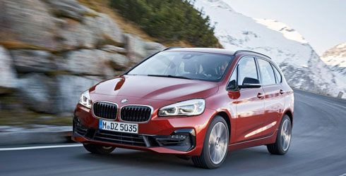 bmw 2er active und gran tourer speeddrive